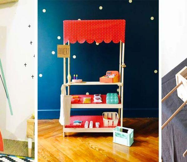 Zéro plastique : 10 jouets en bois à fabriquer vous-même  !