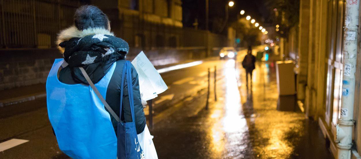 Recenser les sans-abri à Paris : une volontaire nous raconte sa Nuit de la solidarité