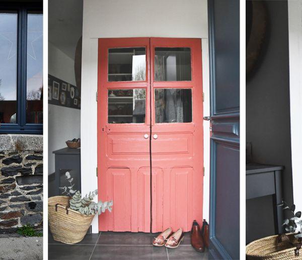 Tuto : Rénover une vieille porte pour en faire l'atout charme de son placard