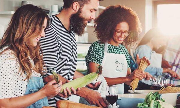 Découvrez pourquoi passer du temps dans votre cuisine est bon pour votre santé mentale