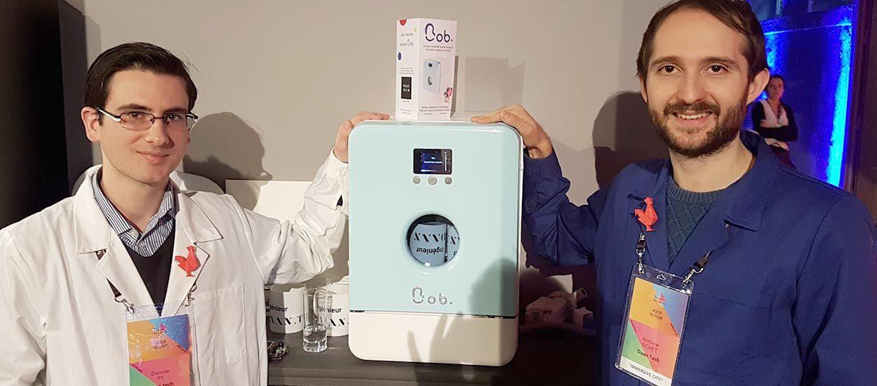 mini lave vaisselle daan technologies cr ateur fran ais d 39 un petit lave linge. Black Bedroom Furniture Sets. Home Design Ideas