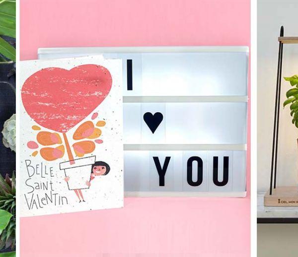 Saint-Valentin : votre moitié adore les plantes ? Voici 10 idées cadeaux !