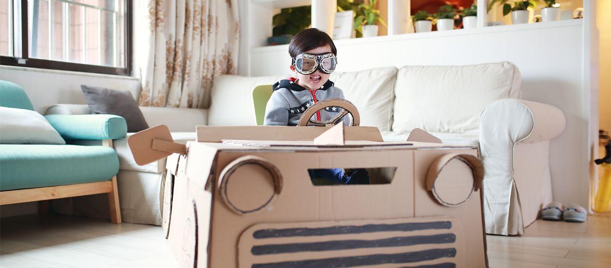 20 idées originales pour occuper vos enfants à l'intérieur quand il fait trop froid dehors