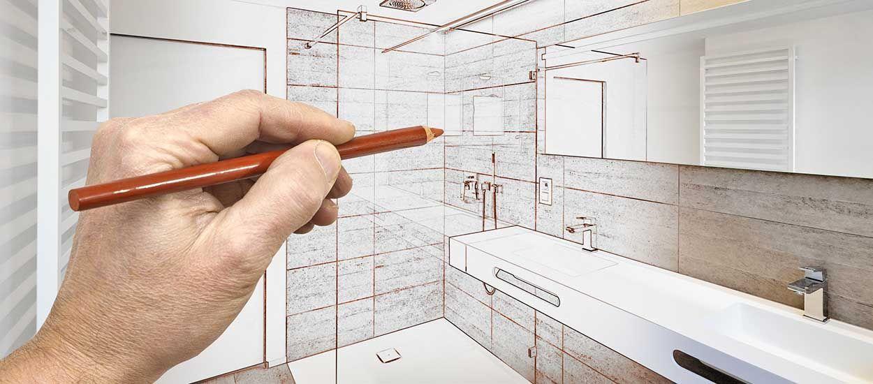 Voici les 5 points à vérifier avant de rénover votre salle de bains