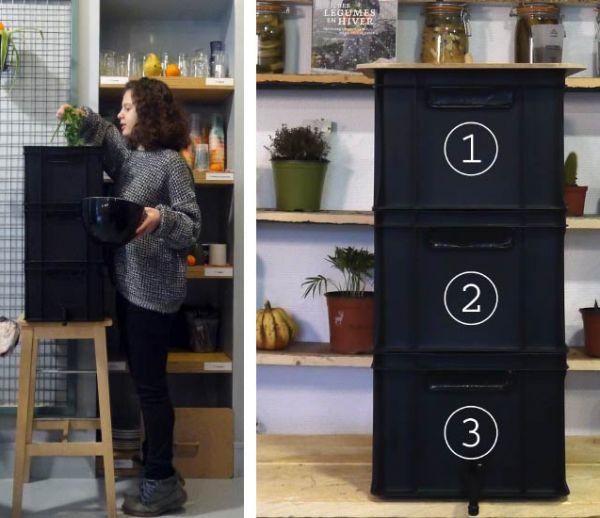 Tuto : Fabriquez votre lombricomposteur pour vous lancer dans le zéro déchet !