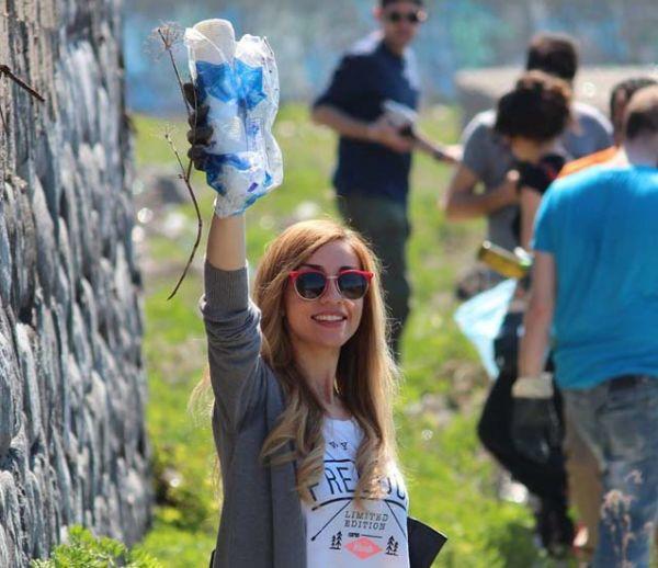World Cleanup, l'appli pour localiser les déchets dans la nature et les ramasser !