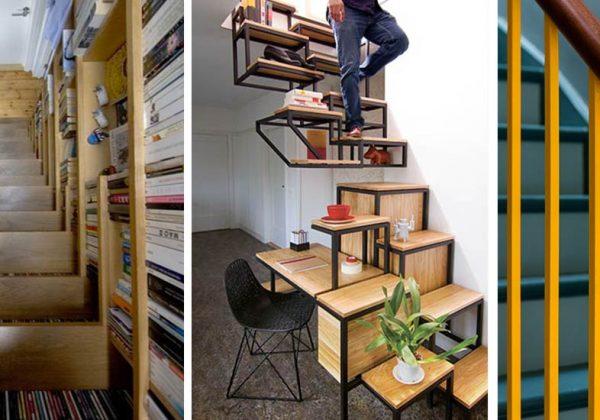 Sélection d\'escaliers d\'intérieur : colimaçon, bois, moderne et ...