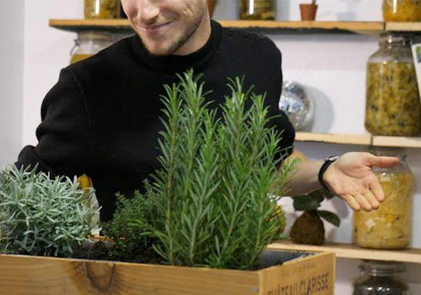 Tuto Construire Une Jardiniere En Bois Un Bac Pour Plantes