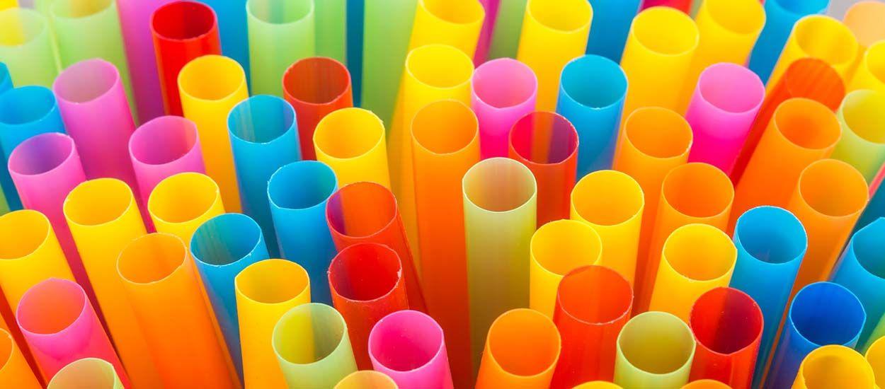 Zéro déchet : Après les sacs plastiques, supprimons les pailles en plastique !