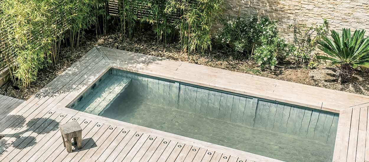 Cette piscine écolo ne nécessite aucun produit chimique et aucun entretien