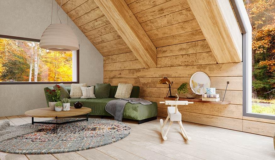 cabane visitez le projet de cabane en bois d 39 un architecte. Black Bedroom Furniture Sets. Home Design Ideas