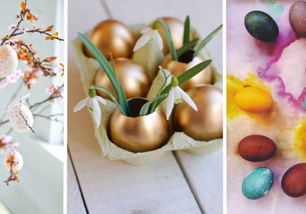 Tutos De Pâques 16 Idées Pour Décorer Des œufs De Pâques
