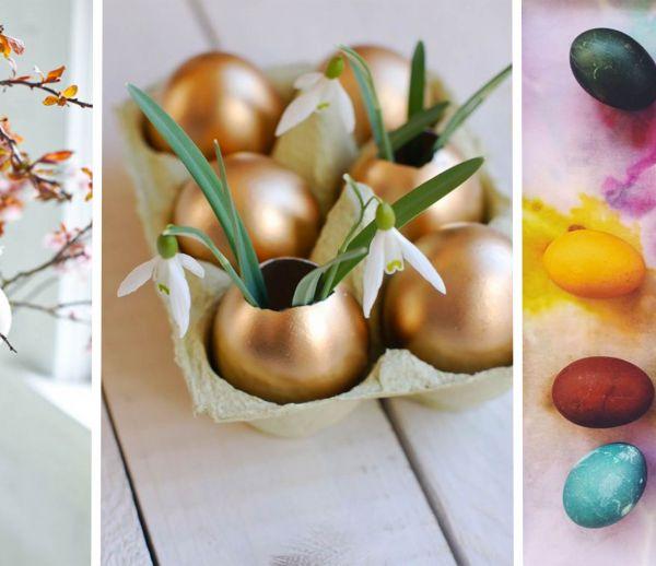 DIY : 16 idées d'œufs et lapins amusants pour une belle déco de Pâques