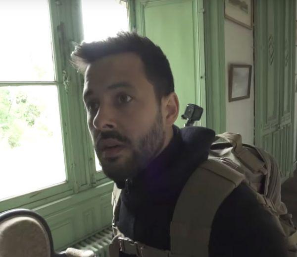 Vidéo : Un Youtubeur a passé une nuit seul dans le château le plus hanté de France !