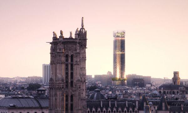 Vous la trouviez affreuse ? Découvrez le nouveau visage de la Tour Montparnasse !