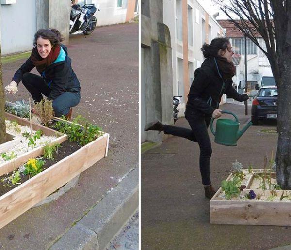 Tuto : Fabriquez un bac pour végétaliser le pied des arbres