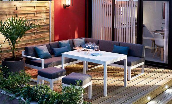 Comment choisir un beau salon de jardin que l'on peut laisser dehors toute l'année ?