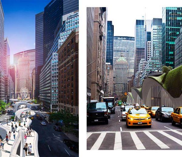 Découvrez 10 idées géniales pour ne plus subir les voitures en ville !