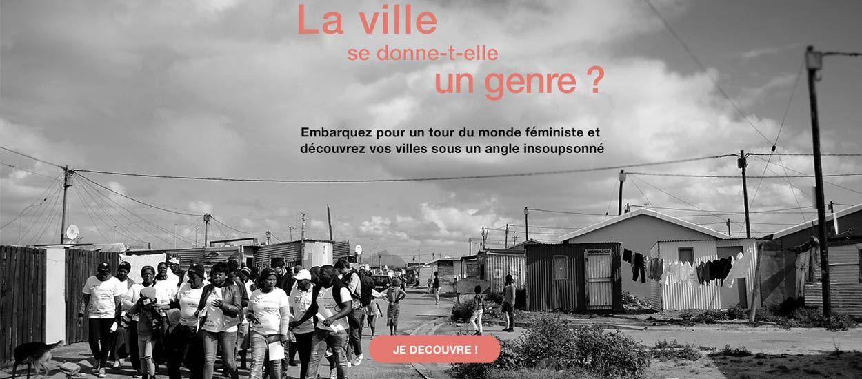 Web-doc : découvrez 50 solutions en faveur de l'égalité femmes-hommes dans les villes