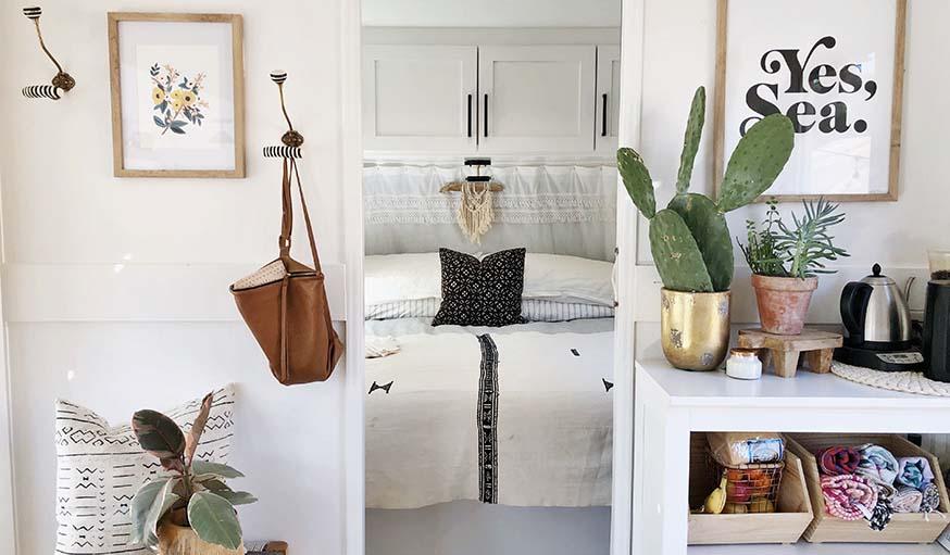 vivre dans une caravane pendant les travaux ils racontent. Black Bedroom Furniture Sets. Home Design Ideas