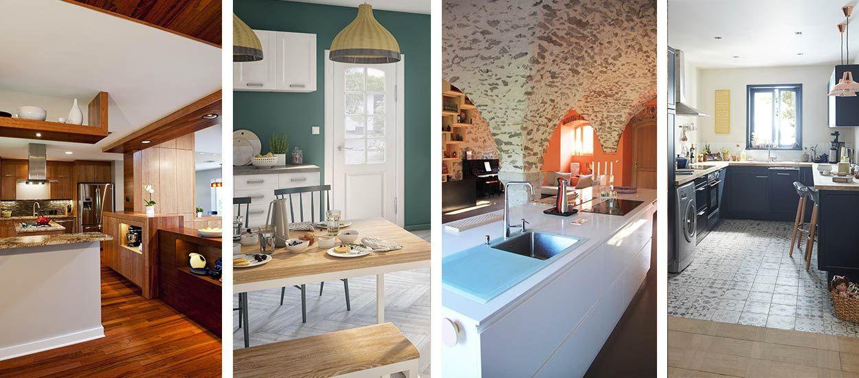 Idee Deco Cuisine Ouverte 13 idées déco pour aménager une cuisine ouverte et familiale