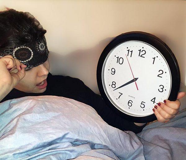 se-réveiller-à-l'heure