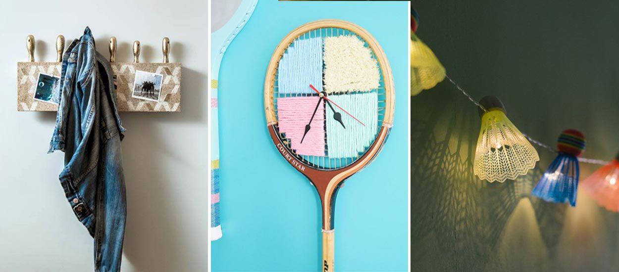 10 idées pour donner une nouvelle vie à ces objets qui traînent chez vous