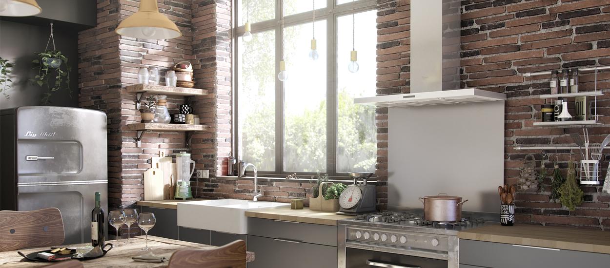 nos conseils d 39 architecte pour am nager le plan de travail de votre cuisine. Black Bedroom Furniture Sets. Home Design Ideas