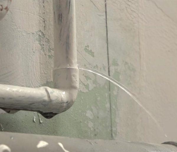Tuto : Comment éviter un dégât des eaux en colmatant une fuite