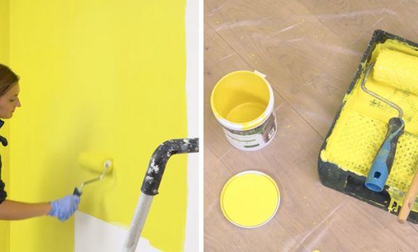 Comment nettoyer son matériel de peinture de façon écolo ?