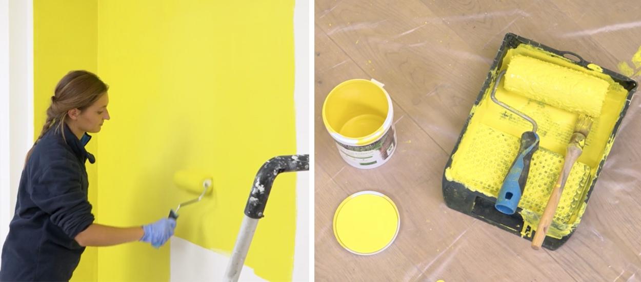Solution colo pour nettoyer et stocker pinceaux et for Nettoyer des pinceaux de peinture