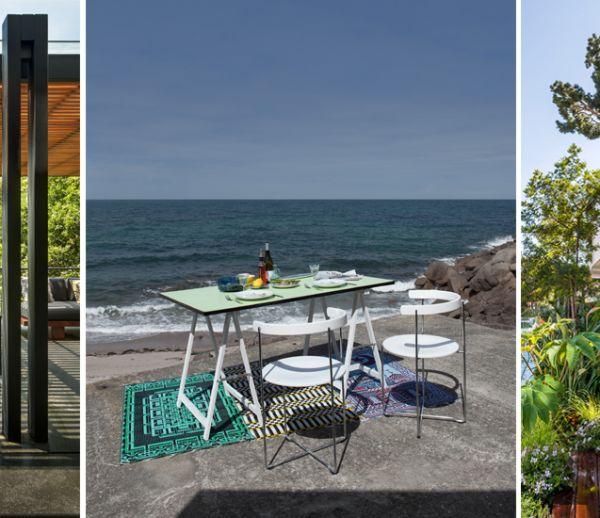 Terrasse Facile Poser En Font Un Revtement Idal Aussi Bien Pour Une