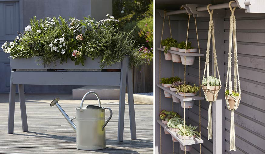 affordable gamme blooma rural castorama with castorama plantes exterieures. Black Bedroom Furniture Sets. Home Design Ideas