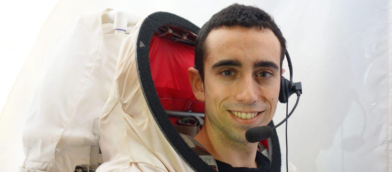 Cyprien Verseux a expérimenté la vie que nous mènerons peut-être sur Mars : aperçu de notre futur