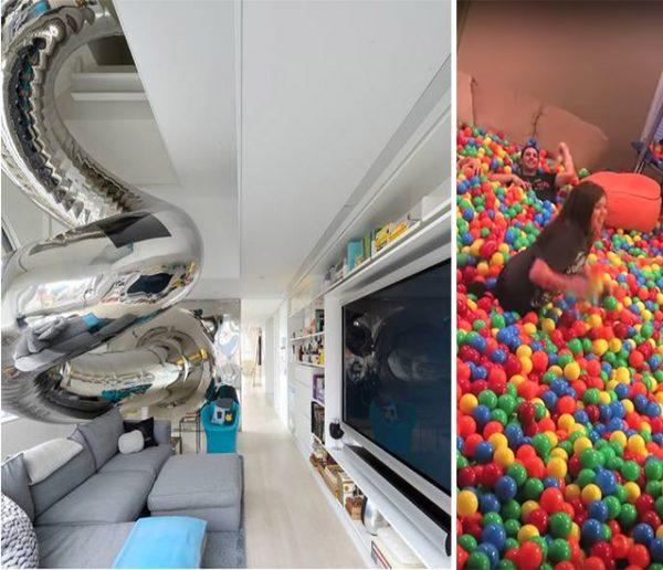 13 idées délirantes pour transformer votre maison en salle de jeux de rêve !