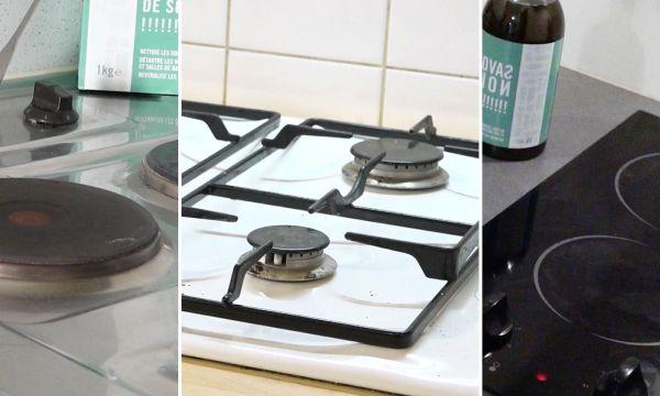 3 méthodes pour nettoyer vos plaques de cuisson de façon écologique