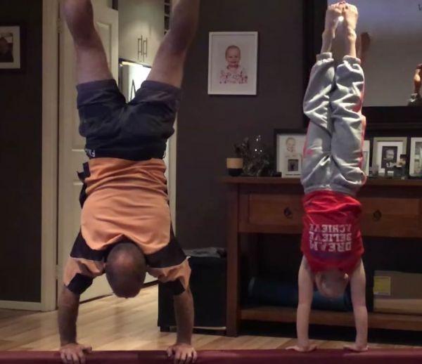 Ces 6 vidéos de super-papas vont vous faire fondre