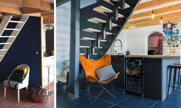 Avant / Après : une maison marseillaise revisitée en loft new-yorkais