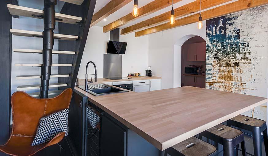 Avant Apres Transformer Une Maison En Loft Industriel Et Scandinave