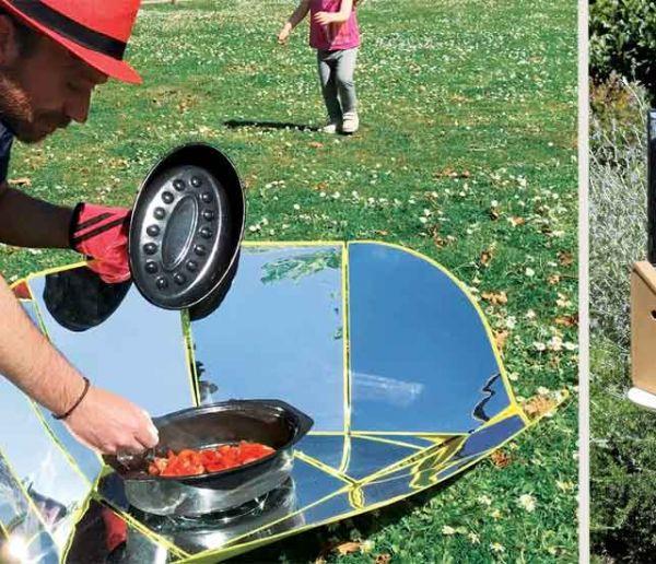 Conseils d'experts pour fabriquer un four solaire et cuisiner dehors cet été !