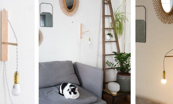 Tuto : Fabriquez votre propre lampe potence pour 20 euros !