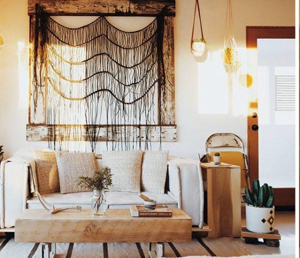 10 idées déco à piquer à cette maison bohème en plein désert