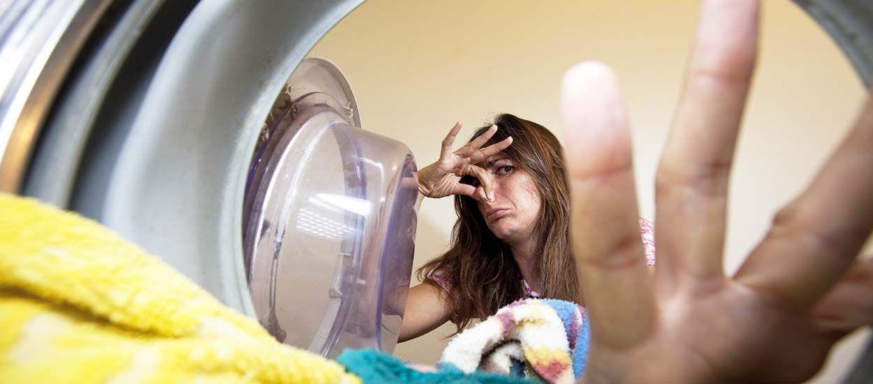 8 gestes simples et écolo pour lutter contre les mauvaises odeurs de votre machine à laver