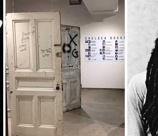 Les portes du mythique Chelsea Hotel sauvées par une personne sans-abri