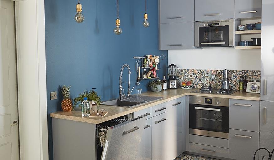id es cr dences de cuisine les 13 plus belles cr dences. Black Bedroom Furniture Sets. Home Design Ideas