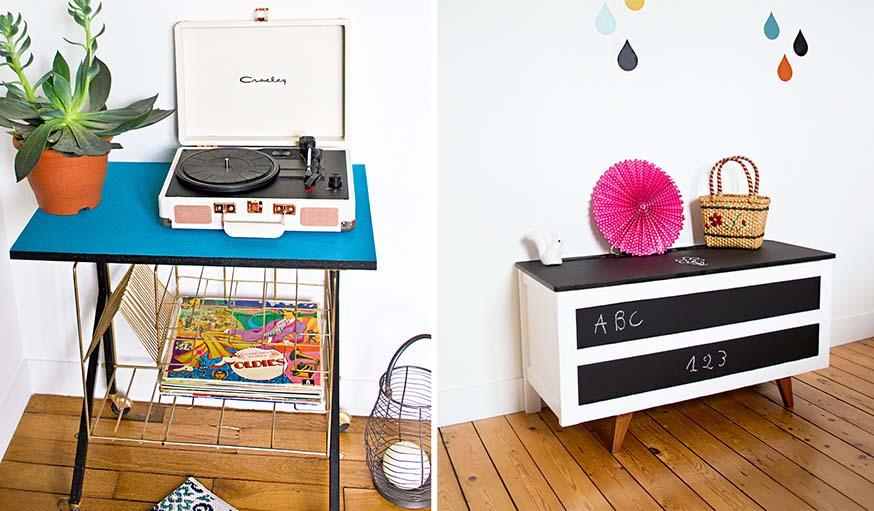 comment r parer un meuble conseils pour r nover du mobilier. Black Bedroom Furniture Sets. Home Design Ideas