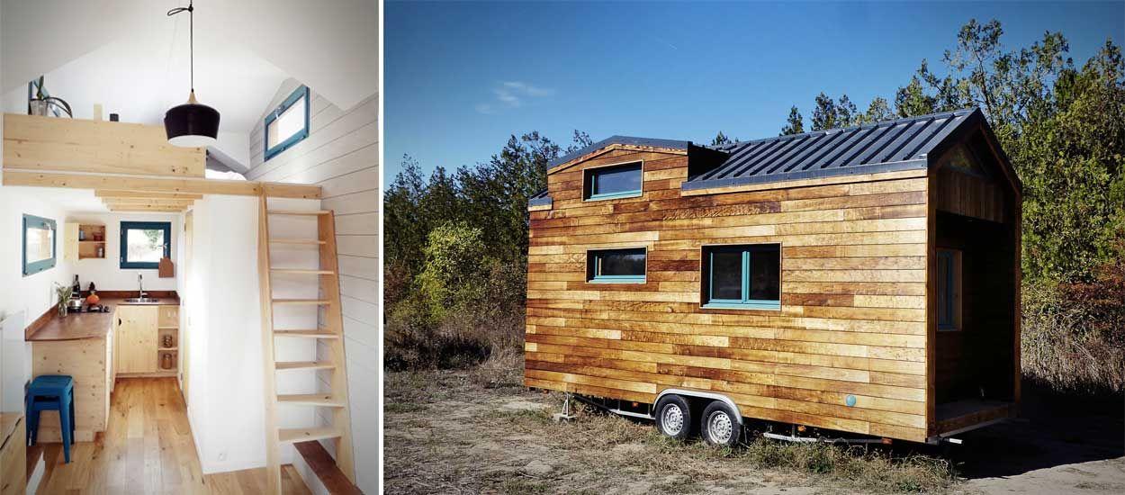 acheter une tiny house d 39 occasion o la trouver que v rifier. Black Bedroom Furniture Sets. Home Design Ideas