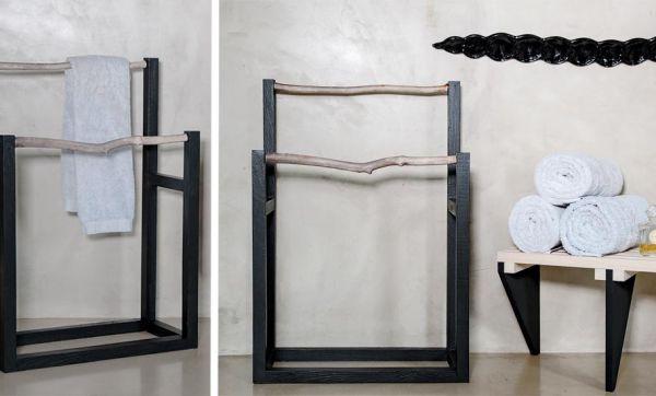 Tuto : Fabriquez un porte-serviettes digne d'un spa pour 22 euros