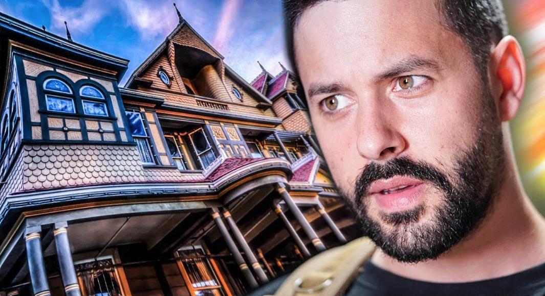 Vidéo : Ce Youtubeur a réussi à s'échapper de la maison la plus étrange des États-Unis