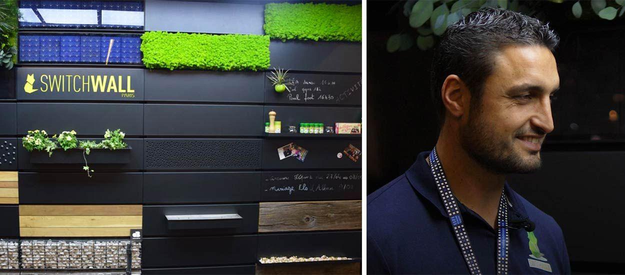 Panneau solaire, jardinière, cheminée : cette étonnante façade multifonction a été primée au Concours Lépine